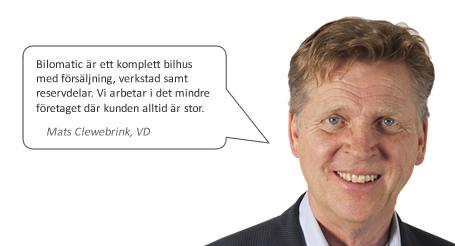 Mats Clewebrink